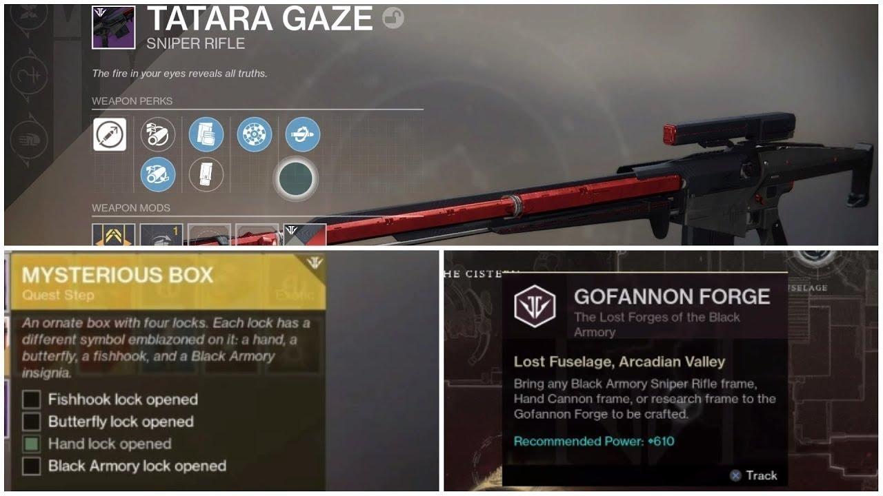 gofannon forge key