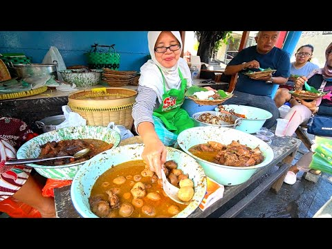 Indonesia Street Food - YOGYAKARTA'S BEST STREET FOOD GUIDE!