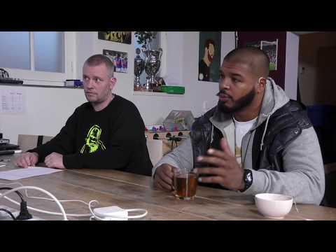Vechtersbazen S01E12 - Met Tyrone Spong