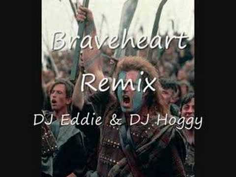Braveheart Techno Remix speech included