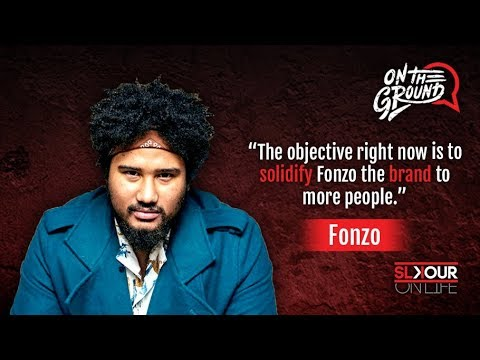 On The Ground: FonZo Talks Moving To Jo'burg x Creating Platforms For Other Artists