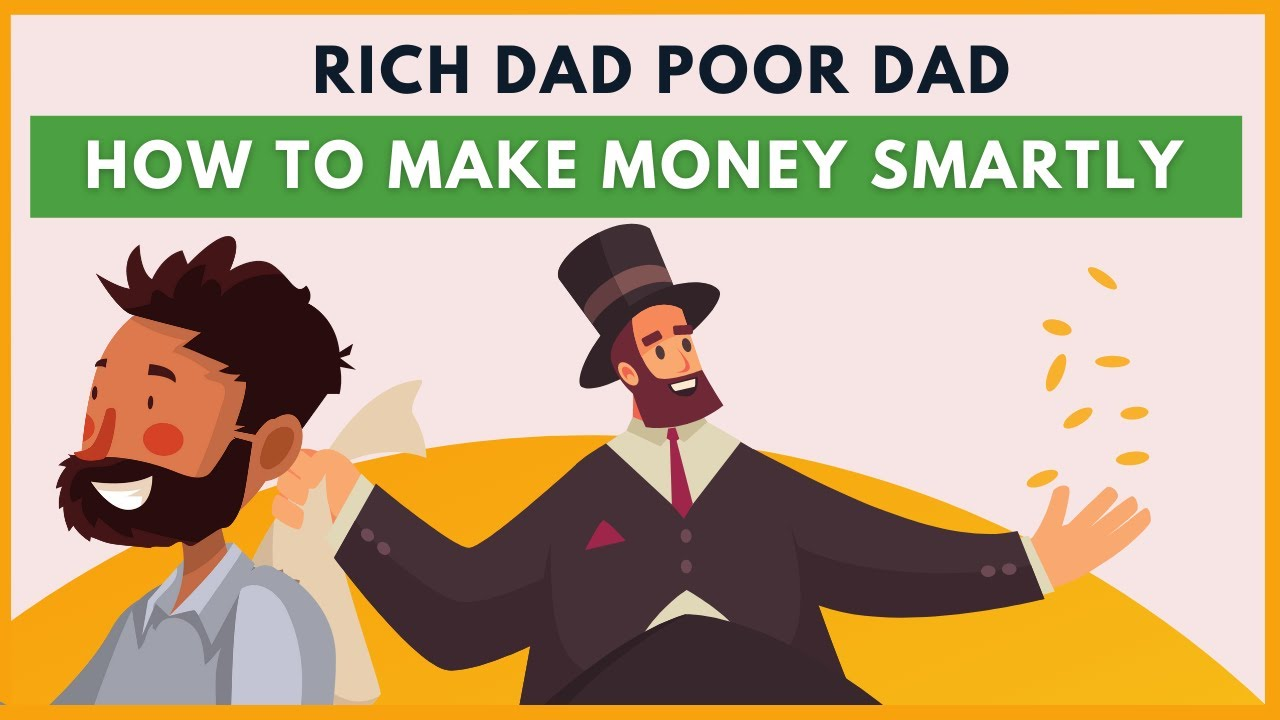 Why Teach Financial Literacy And How To Make Money Smartly - Rich Dad Poor Dad |  How To Be Rich