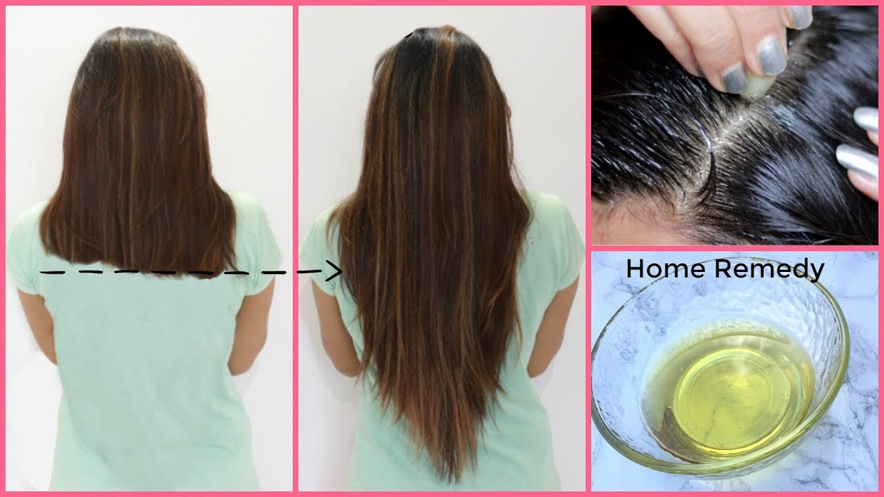 In 7 Days - How To Grow Long and Thicken Hair Faster | Super Fast Hair Growth Formula