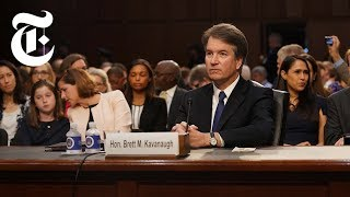 Full Video: Kavanaugh Confirmation Hearings Day 1