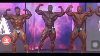 Mr  Olympia 2018 competition