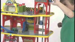 Toy Garage Kidkraft 17481 For Children Kids Bmw Mercedes Cars