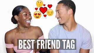 Boyfriend Tag | From Best Friends👫 to Lovers💏