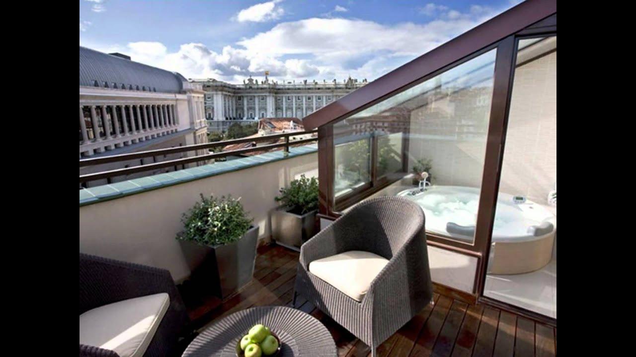 Opera madrid habitaciones con jacuzzi en la terraza youtube for Dec para terrazas