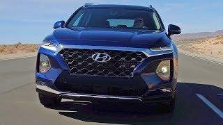Hyundai Santa Fe (2019) Bigger and Better