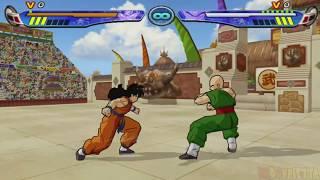 Yamcha's revenge vs Tien at World Tournament! [B3&IW TAS]