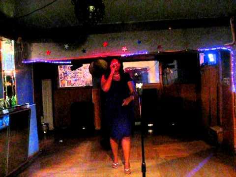 U.N.I.T.Y. Latifah Karaoke..Toffee