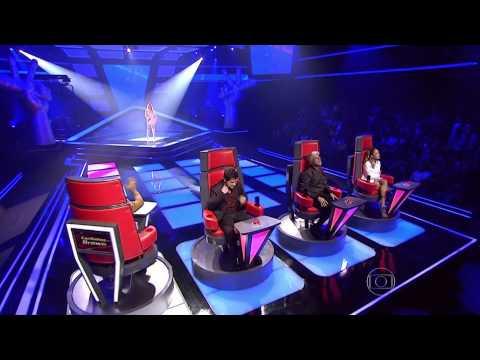 The Voice Brasil - Kall Medrado se apresenta na Audição