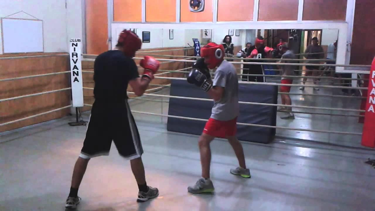 Victor ca abate entrenamiento de boxeo salamanca youtube for Gimnasio nirvana