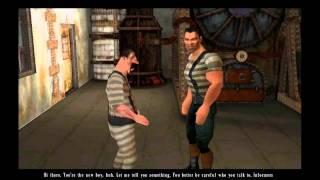 Rebels Prison Escape PC 2003 Gameplay