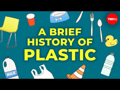 Video image: A brief history of plastic