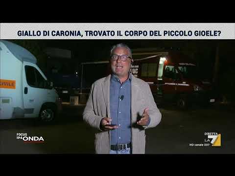 Giallo di Caronia, le ultime notizie in diretta
