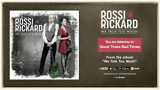 """Francis Rossi & Hannah Rickard """"Good Times Bad Times"""" Official Song Stream - new album out now"""
