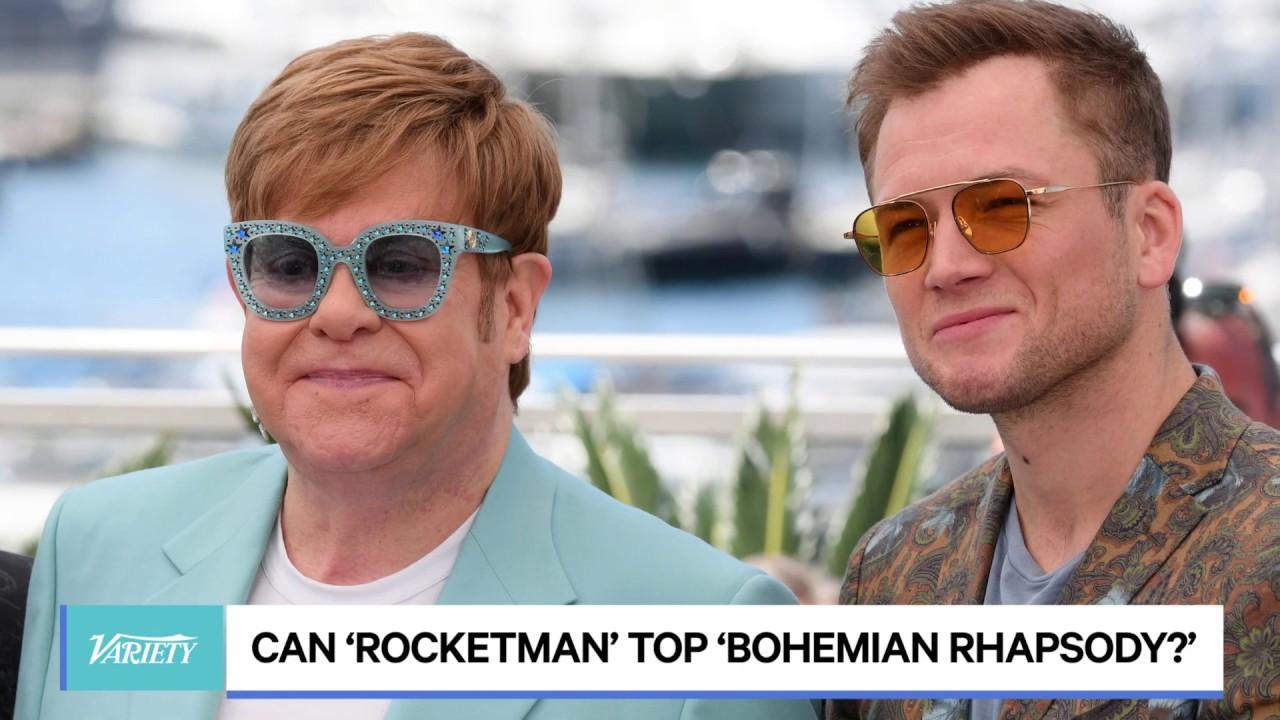 Can 'Rocketman' Top 'Bohemian Rhapsody' at the Box Office?