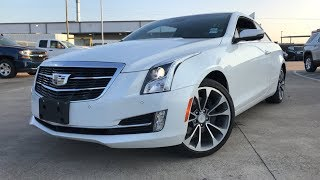 2018 Cadillac ATS4 Performace (2.0L Turbo) - Review