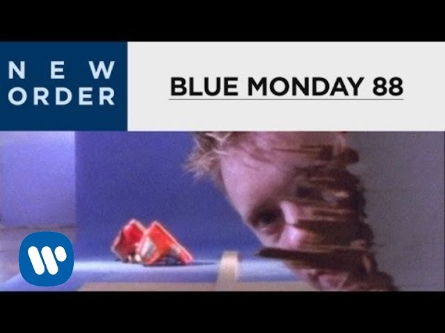 New Order - Blue Monday 88 (Official Music Video)