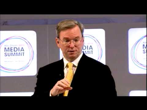 "Eric Schmidt - ADMS Keynote & Audience Q&A: ""Innovation"""