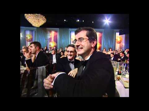 Steve Carell Wins Best Actor TV Series Musical or Comedy - Golden Globes 2006