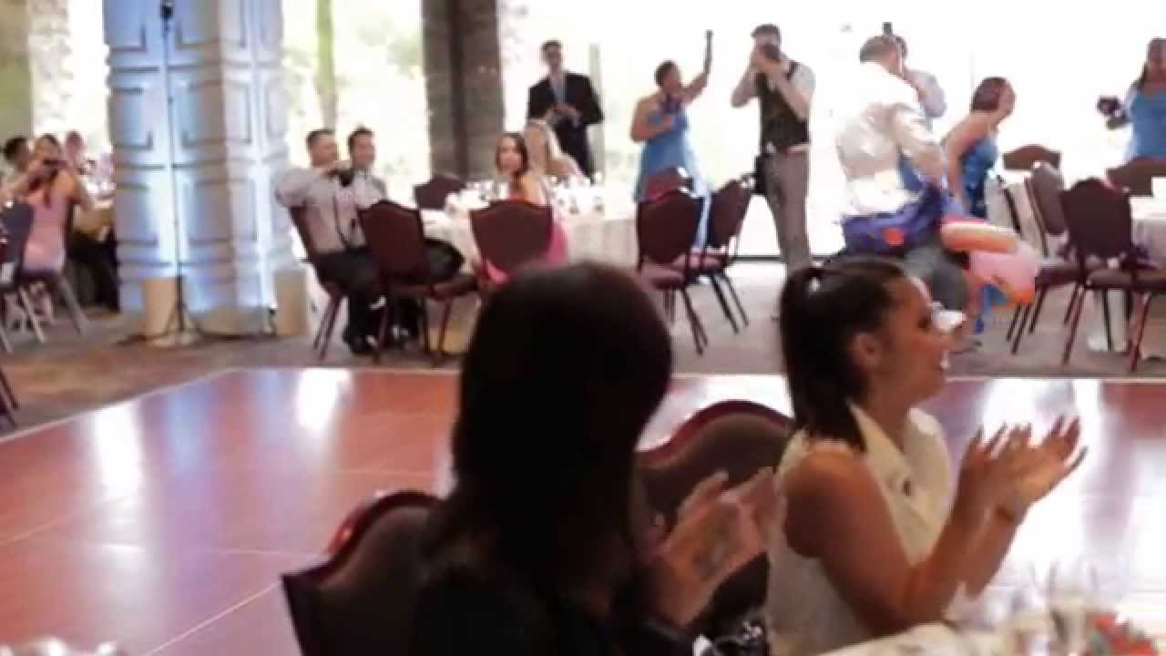 The Best Wedding Party Entrance Youtube
