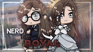 Nerd mus rau Royal | Gacha Lub Neej Mini Movie | GCMM