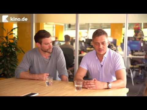 Ken Duken and Tom Wlaschiha interview with Kino.de