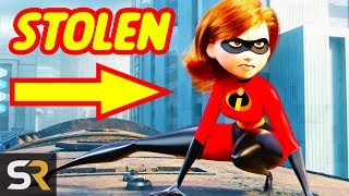 10 Animated Movies That STOLE Their Plots