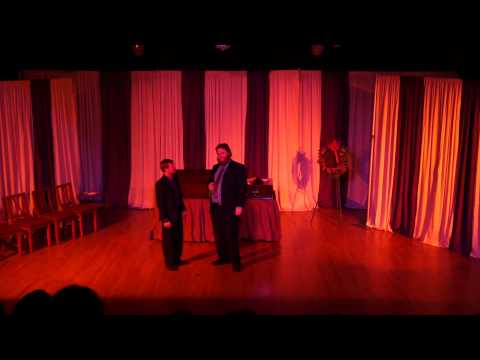 Artist Repertory Theatre - Hello Out There -
