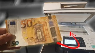 What happens if y๐u photocopy money [interesting]