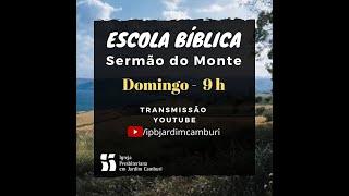 Escola Biblica - 26/04/2020 | Um convite à oração