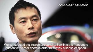 Mazda TAKERI Interview at the 2011 Tokyo Auto Show