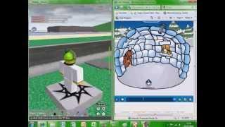 Roblox vs Club penguin