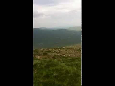 Hiking the Scottish Highlands with Iain Thow as our Guide