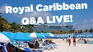 Royal Caribbean Q&A LIVE!