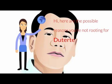 Duterte 7-Way Test Why You're Not Supporting Him