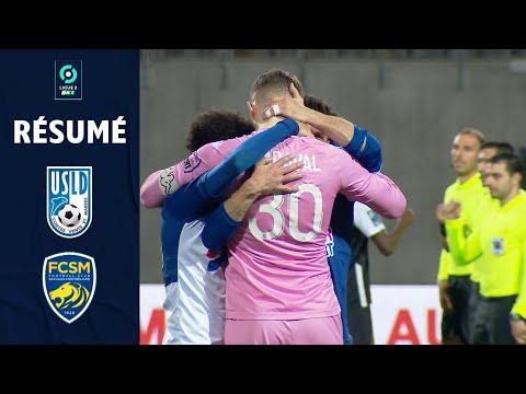 Dunkerque Sochaux Goals And Highlights