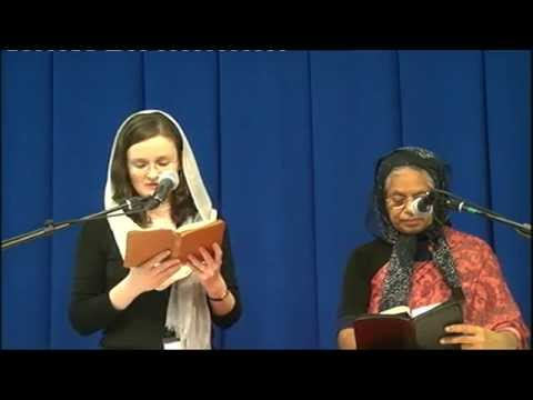 Sister's Meeting : New Wine For Sister's Too - Annie Poonen (Paris Conference 2014)