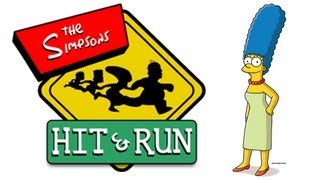 SIMPSONS: Hit and Run #8 - Lisa e Marge!!!