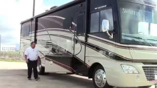 New 2015 Fleetwood Southwind 34A Class A Gas Motorhome RV - Holiday World of Houston in Katy, Texas
