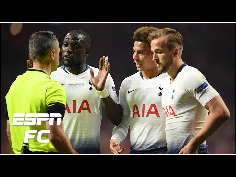 Liverpool's penalty vs. Tottenham: 100% a penalty on Moussa Sissoko – Ale Moreno | Champions League