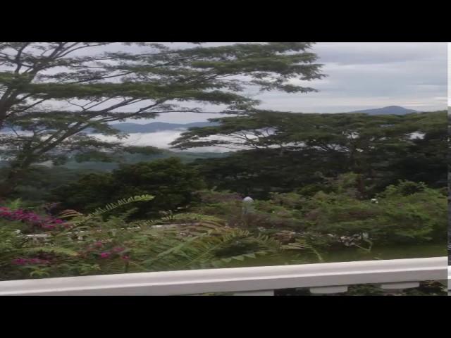 Uitzicht Knuckles  Forest Reserve Sri Lanka