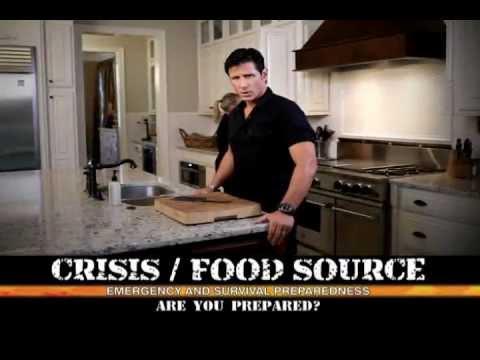 Crisis Food Source Wise Food Survival-Emergency Preparedness