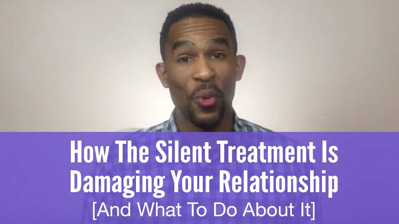 7 Shocking Facts About the Silent Treatment in a