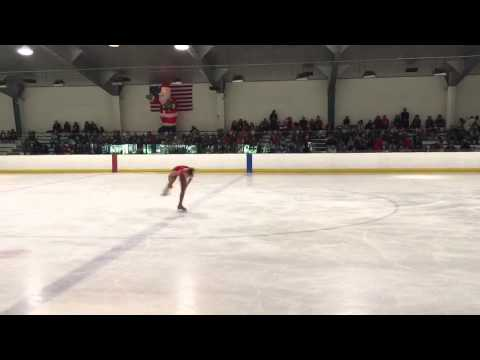 Christmas (Baby Please Come Home) -- Figure Skating Routine