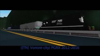 ([TN] Vonore city ROBLOX) Last Train Ever.
