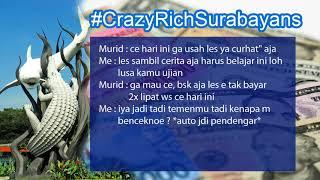 Cerita Crazy Rich Surabayan Yang Lucu