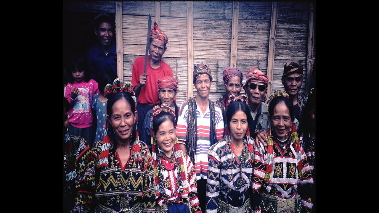 PRESERVING CULTURE: The T'boli of Mindanao Philippines